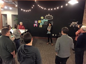 The Factory Coworking in Grand Rapids